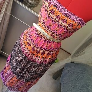 New Look size 2 dress like wraparound